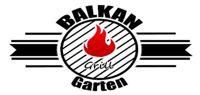 Balkan Grill Garten